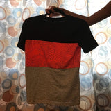 Color Block Boy's T-Shirt