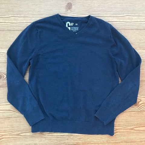 Lay Flat picture of Gap blue pull over sweater