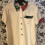 Vintage Carol Anderson Short Sleeve Button Down