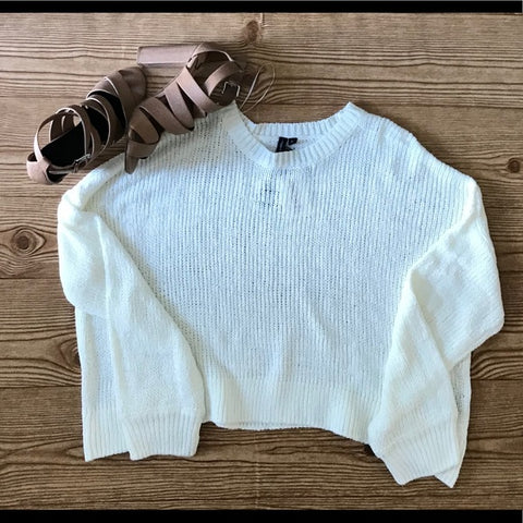 Moon & Maddison knit shirt