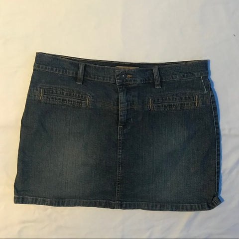 Tommy Hilfiger Mini Denim Skirt