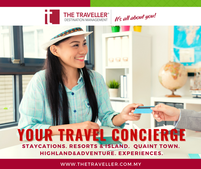 Benefits of your own travel concierge!