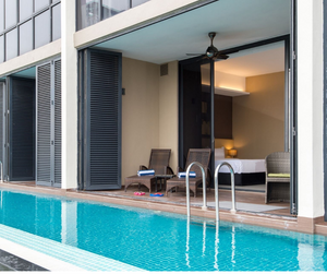 Poolside Suite Room | The Pines Melaka | 2D1N staycation