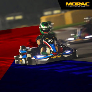 Langkawi Go Kart Grand Prix Sprint At Morac Adventure Park | 30 minutes
