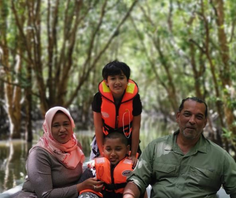 Belungkor Mangrove Village Private Tour for 8 persons