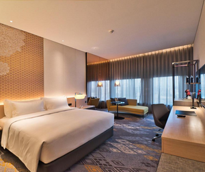 5 star hotel at Twin Towers | EQ KL staycation | 2D1N | Lunch at Nipah Restaurant | 2pax