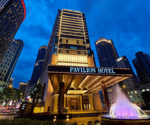 Pavilion Hotel Kuala Lumpur Managed By Banyan Tree Kuala Lumpur | 2D1N | Lunch at Cantonese Blossom, The Courtyard On Level 8