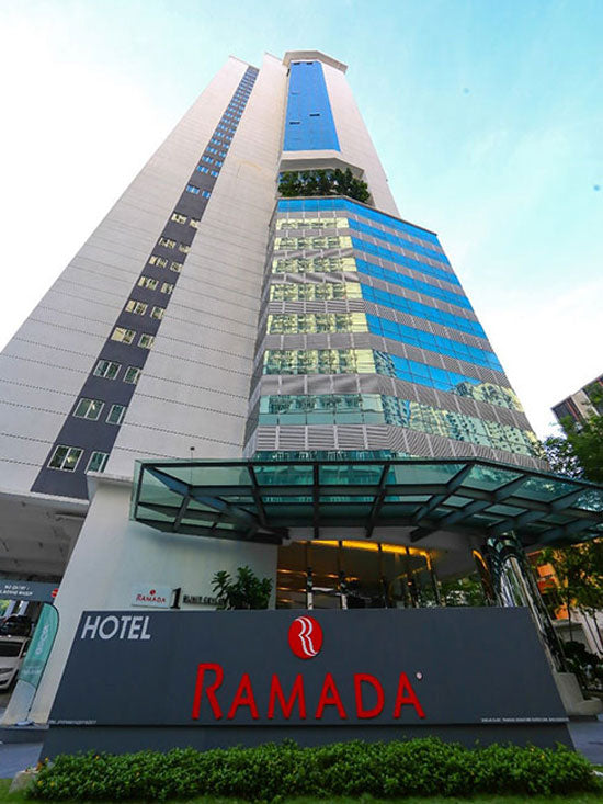 Ramada Suites by Wyndham KLCC| 2D1N | Family Recreation Day l Accommodation With Aquaria KLCC Entrance