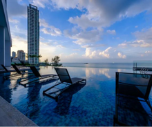 Load image into Gallery viewer, Private Romantic Dinner by the beach | Tanjung Point Residences, Penang | 2D1N
