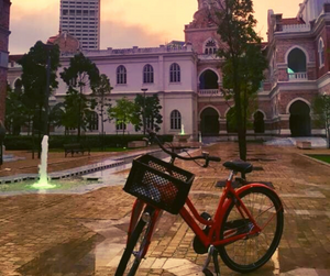 Best of KL Classic On Wheels | Guided Cycling Tour (4 hours)