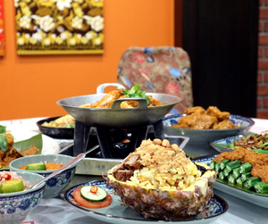 2D1N Estadia Melaka Hotel | The Little Nyonya Collection | Local Nyonya Cuisine Set Lunch | 2 Pax