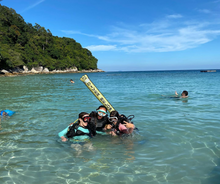 Load image into Gallery viewer, Perhentian Pulau Besar | Turtle & Reef Experiences | 3D2N Bubbles Dive Resort | Eco-friendly Dive Resort