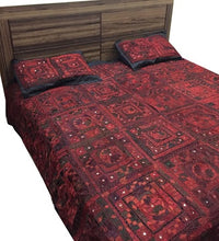 Load image into Gallery viewer, Premium Handmade Bed cover- King size