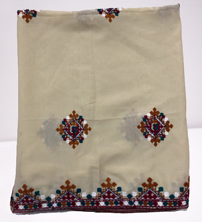 Sindhi Shawl Embroidered