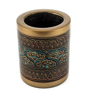 Qalam jar Holder –Round –