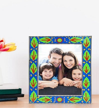 Handmade Truck Art Photo Frame