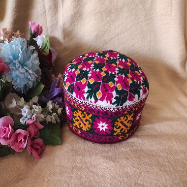 Traditional Handmade Hunza Cap Winter Hat