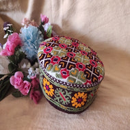 Handmade Traditional Hunza Cap Winter Hat
