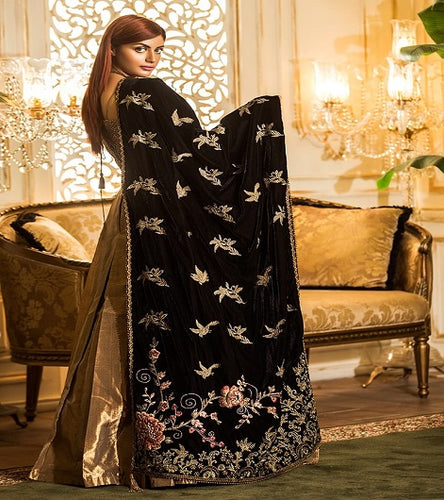 Traditional Celestial Blossom Ladies Shawl