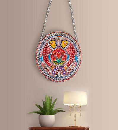 Truck Art Luxury Chamakpatti Wall Hangings