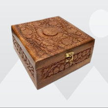 Load image into Gallery viewer, Naqshi Jewelry Box