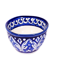 Load image into Gallery viewer, Handmade Belk Bowl Blue Pottery Pakistani Handicrafts