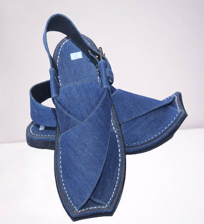 Denim Jeans Chappal