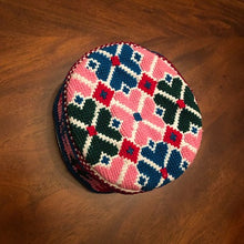 Load image into Gallery viewer, Traditional Floral Handmade Hunza Cap