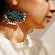 Turkmen Bells Earrings