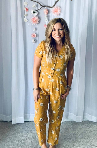 The Lily Jumpsuit