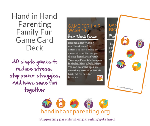 Family Fun Game Card Deck