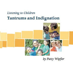 Tantrums and Indignation Booklet - Digital
