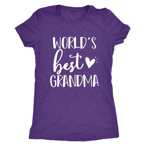 Worlds Best Grandma T-Shirt