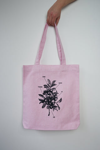 And Now There Is Us Tote bag