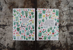 Collage Notecard Packs / White