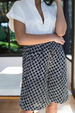 shorts culottes no5