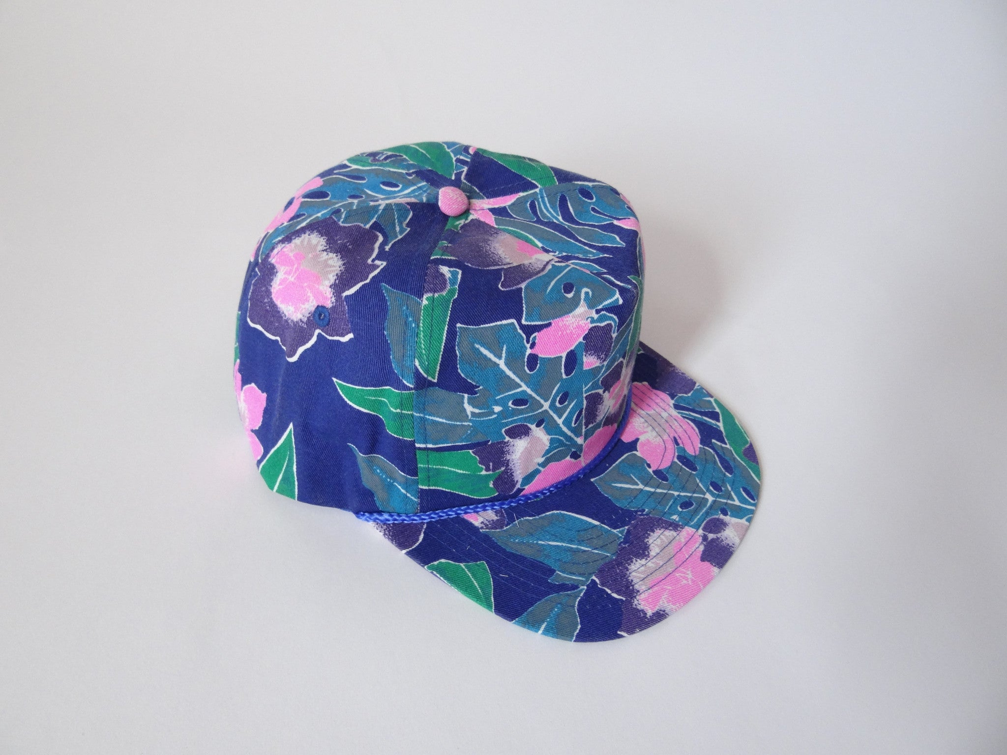 Blue Hawaii Snapback