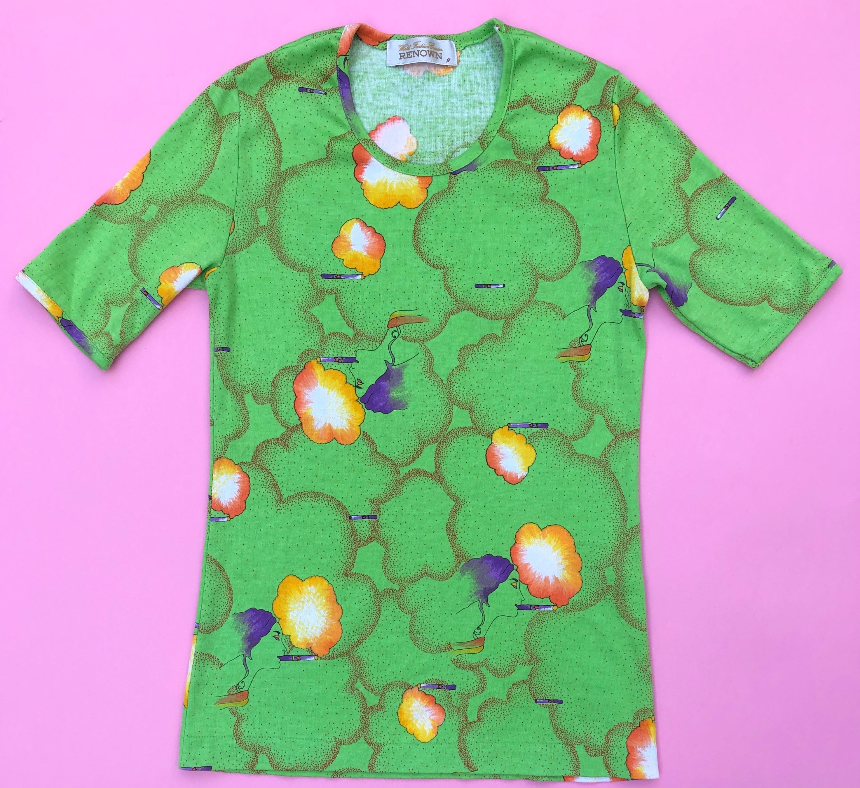 Magic Toke Shirt 1970's XS