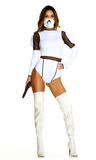 Such A Trooper Sexy Movie Character Costume - Rumor Apparel