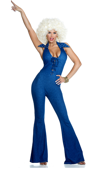 Disco Fever Sexy Costume - Rumor Apparel