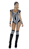 Flag on The Play! Sexy Referee Costume - Rumor Apparel