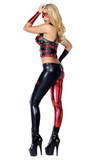 Dreamy Jester Sexy Superhero Costume - Rumor Apparel