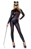 Luscious Lynx Sexy Black Cat Costume - Rumor Apparel