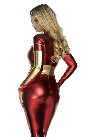 Steel Seductress Sexy Hero Costume - Rumor Apparel