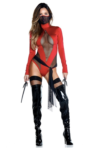 Slay Something Sexy Ninja Costume