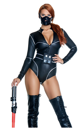 Forceful Sexy Movie Character Costume