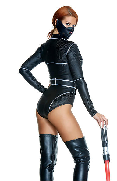 Forceful Sexy Movie Character Costume - Rumor Apparel