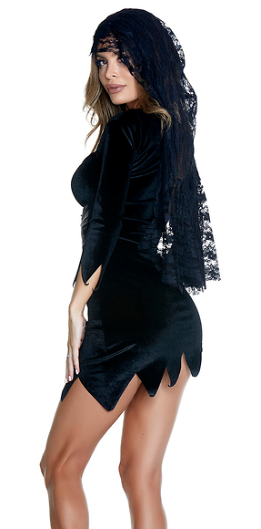 What A Witch Sexy Costume - Rumor Apparel
