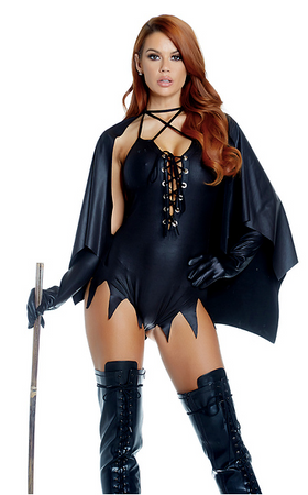 Witch, Please! Sexy Witch Costume