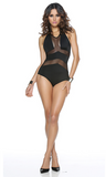 Chevron Illusion Monokini - Rumor Apparel